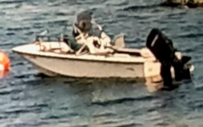 Boat stolen from Protection Island