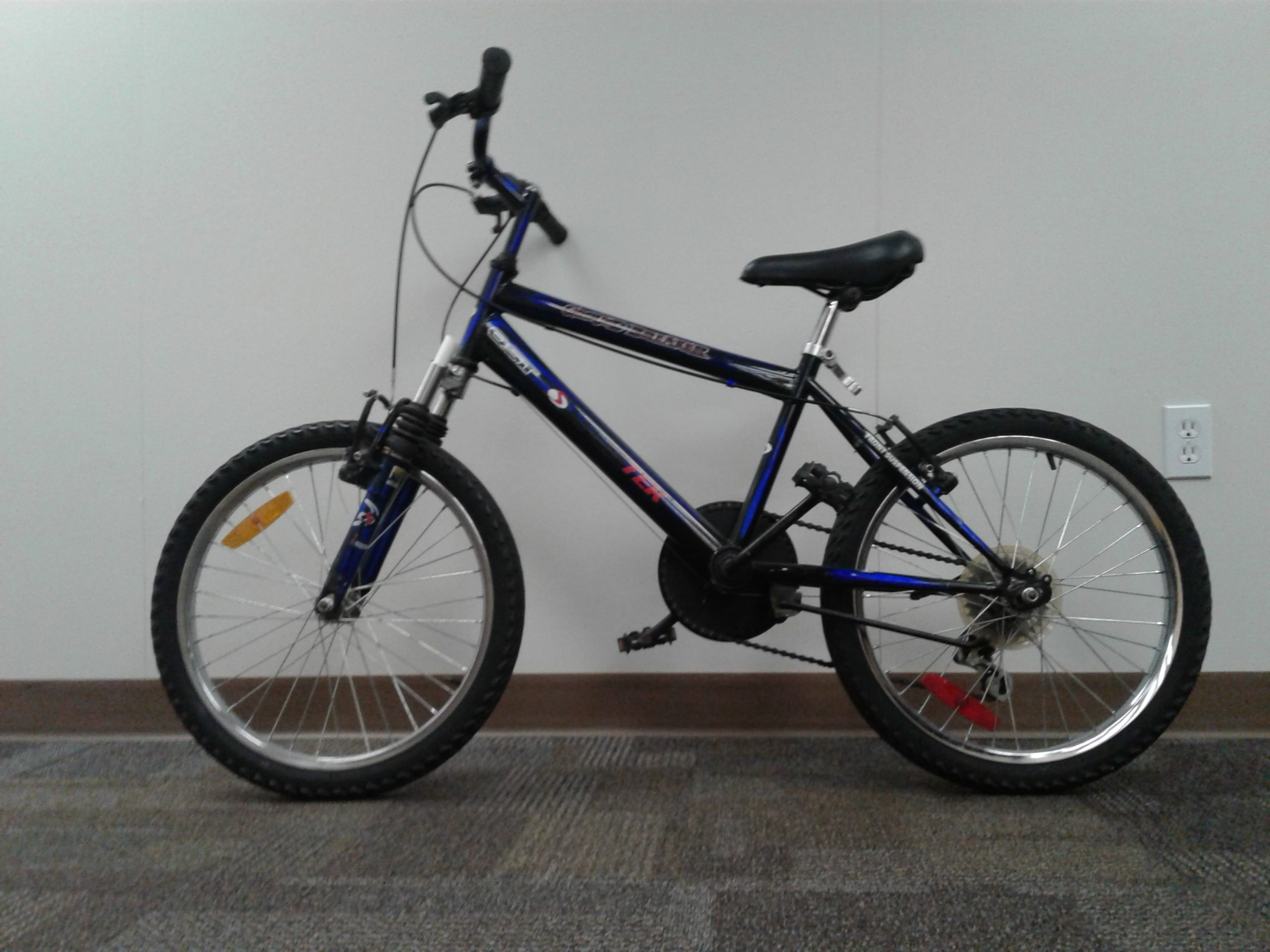Kids Bike Found Abandoned Nanaimo District Crime Stoppers Tvs sport is a commuter bike available at a starting price of rs. nanaimo crime stoppers